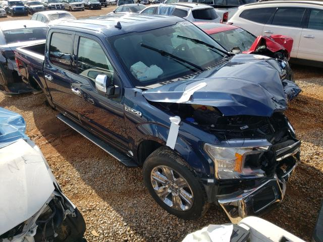 Salvage cars for sale from Copart Tanner, AL: 2018 Ford F150 Super