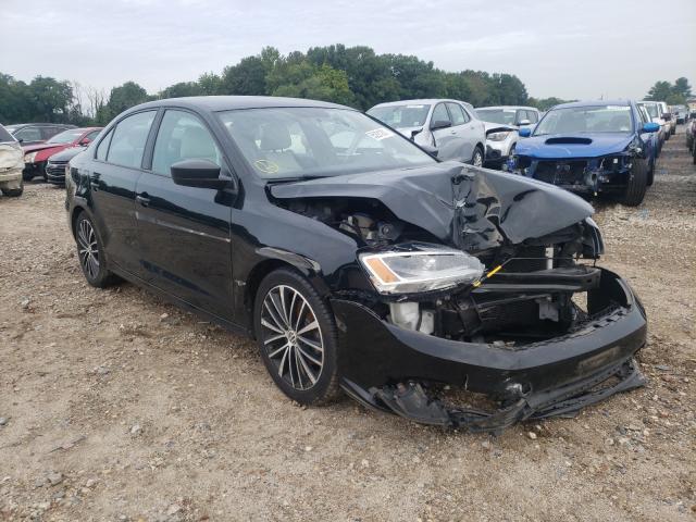 Salvage cars for sale from Copart Glassboro, NJ: 2015 Volkswagen Jetta SE