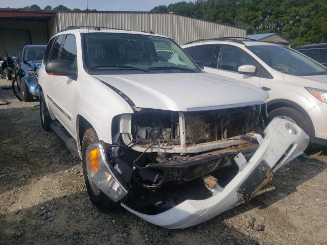Salvage cars for sale from Copart Seaford, DE: 2005 GMC Envoy
