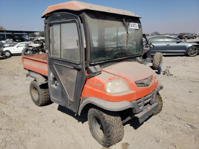 Salvage cars for sale from Copart Sacramento, CA: 2008 Kubota RTV900
