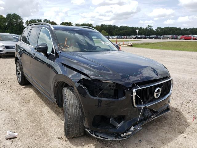 Salvage cars for sale from Copart Houston, TX: 2019 Volvo XC90 T5 MO