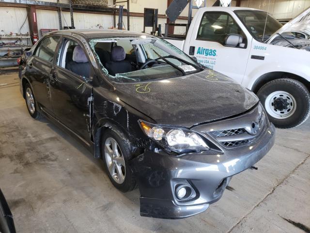 Salvage cars for sale from Copart Eldridge, IA: 2011 Toyota Corolla S