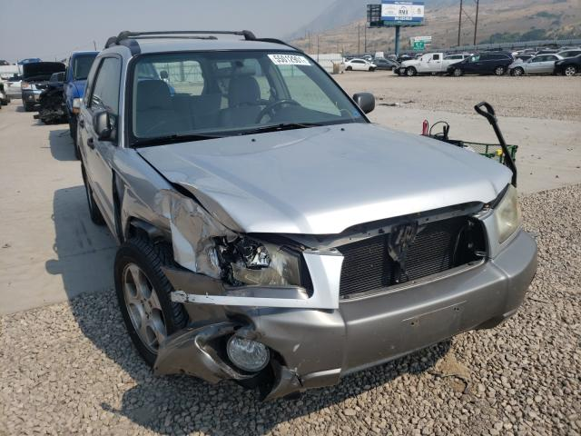 Subaru Vehiculos salvage en venta: 2003 Subaru Forester 2