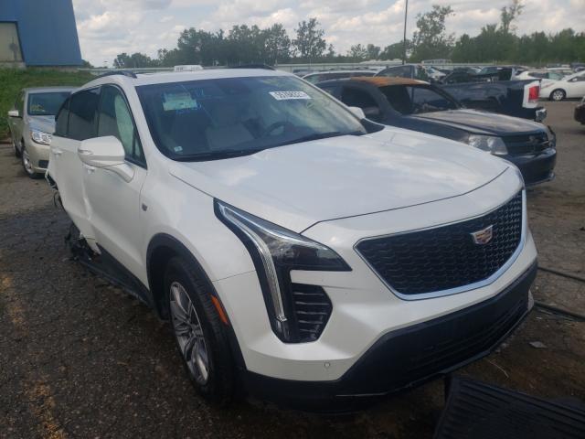 Cadillac Vehiculos salvage en venta: 2020 Cadillac XT4 Sport