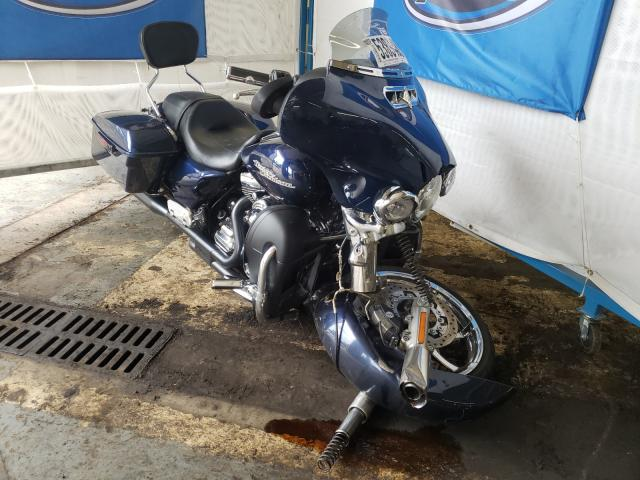 Salvage cars for sale from Copart Fort Wayne, IN: 2014 Harley-Davidson Flhx Street