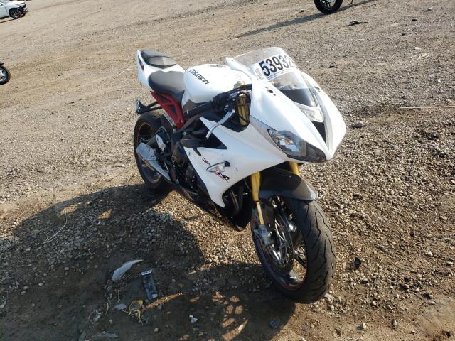 2013 TRIUMPH MOTORCYCLE DAYTONA 67 SMTA02YK5DJ582751
