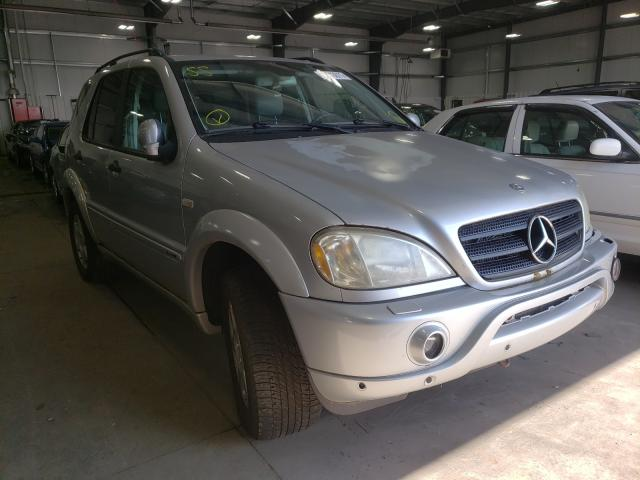 Mercedes-Benz M-Class Vehiculos salvage en venta: 2001 Mercedes-Benz M-Class