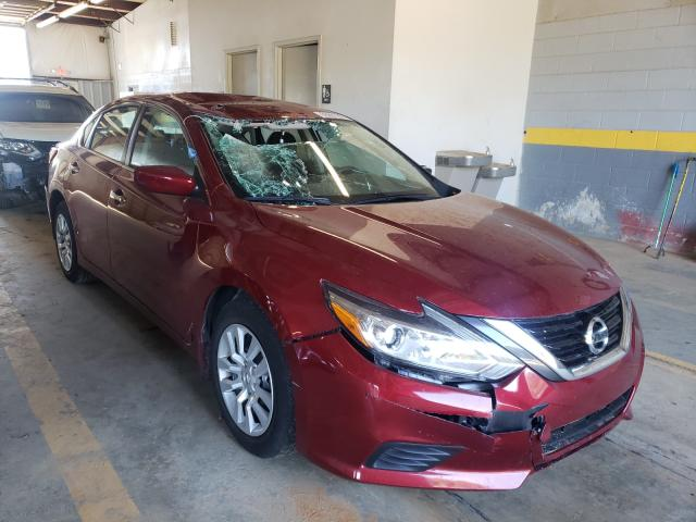 Salvage cars for sale from Copart Mocksville, NC: 2018 Nissan Altima 2.5