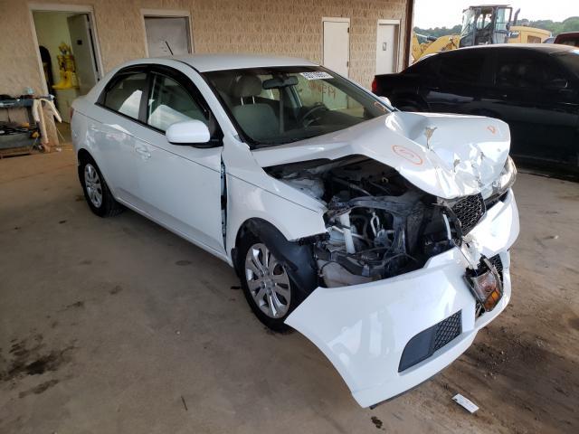 KIA salvage cars for sale: 2013 KIA Forte LX