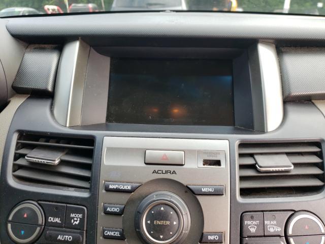 2011 ACURA RDX TECHNOLOGY