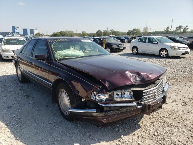 Cadillac salvage cars for sale: 1995 Cadillac Seville SL