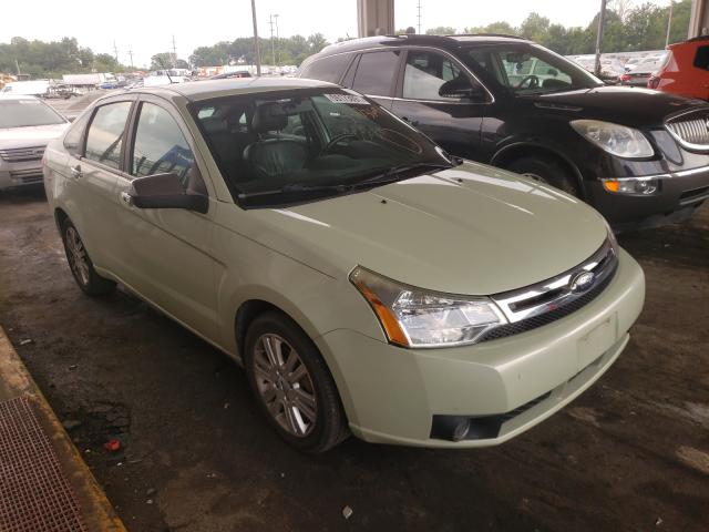 Salvage cars for sale from Copart Fort Wayne, IN: 2010 Ford Focus SEL
