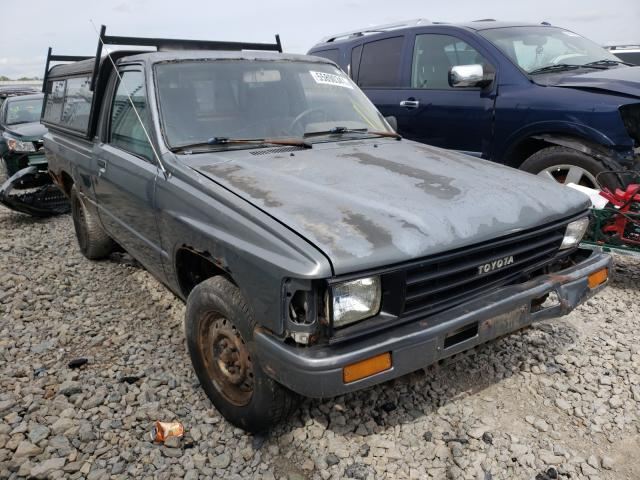 Salvage cars for sale from Copart Appleton, WI: 1987 Toyota Pickup 1/2