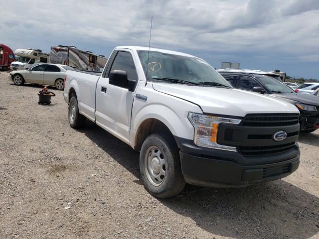 Salvage cars for sale at Tucson, AZ auction: 2018 Ford F150