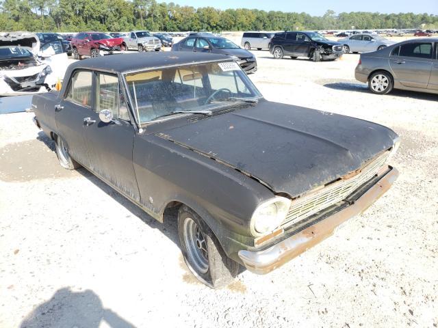 Chevrolet Nova salvage cars for sale: 1964 Chevrolet Nova