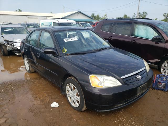 2003 Honda Civic EX for sale in Pekin, IL