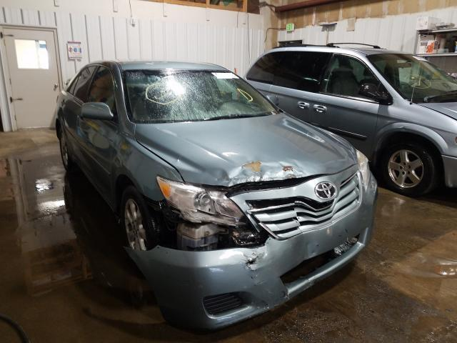 Salvage cars for sale at Anchorage, AK auction: 2010 Toyota Camry Base