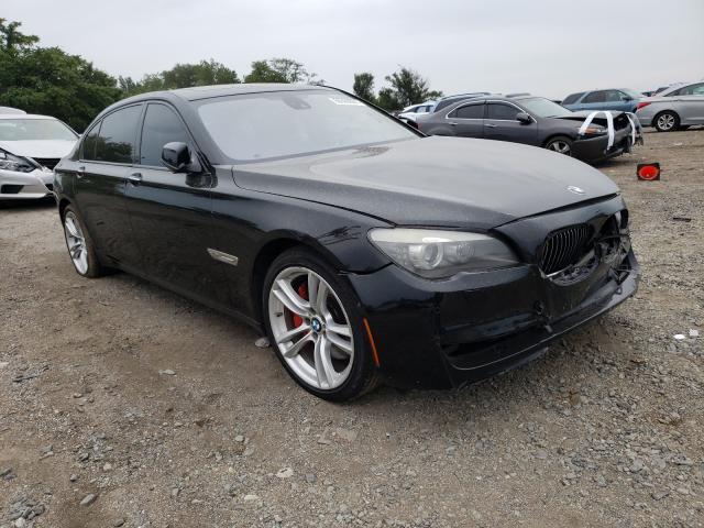 photo BMW 7 SERIES 2012