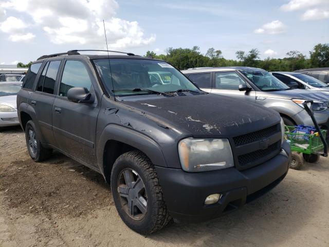 Salvage cars for sale from Copart Jacksonville, FL: 2006 Chevrolet Trailblazer