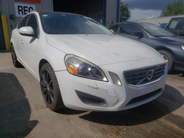 2012 VOLVO S60 T6 YV1902FH1C2140531