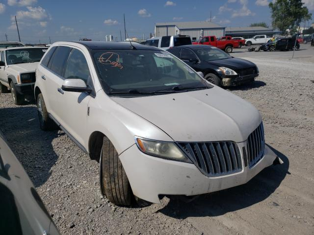 Salvage cars for sale from Copart Tulsa, OK: 2011 Lincoln MKX
