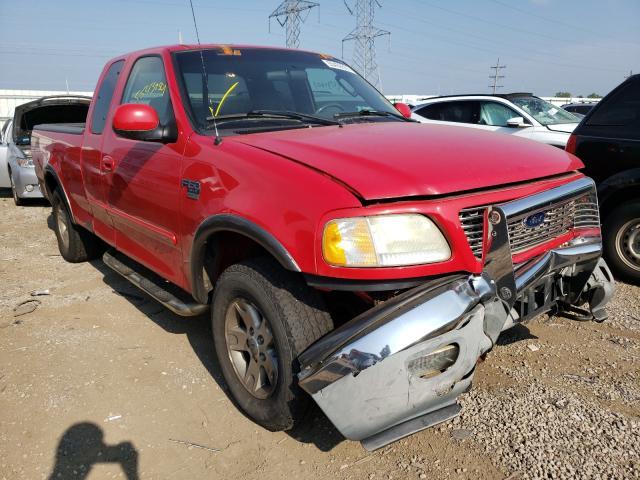 Vehiculos salvage en venta de Copart Elgin, IL: 2003 Ford F150