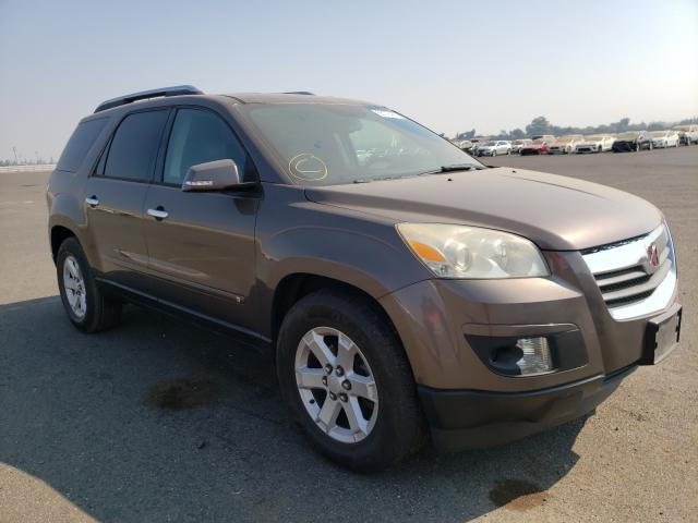 Saturn salvage cars for sale: 2009 Saturn Outlook XE