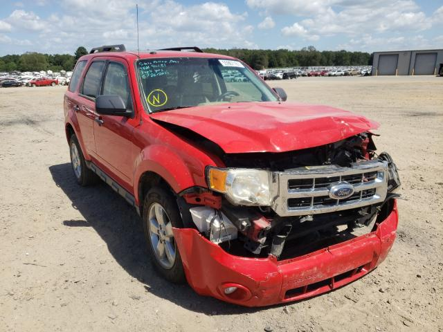 Ford salvage cars for sale: 2009 Ford Escape XLT