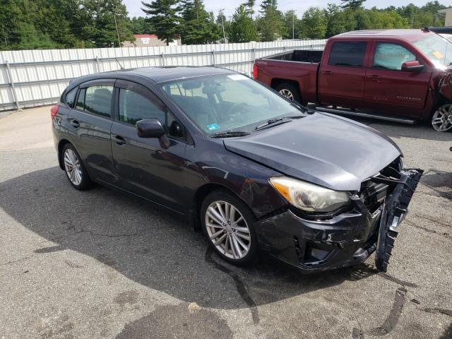 Salvage cars for sale from Copart Exeter, RI: 2012 Subaru Impreza PR