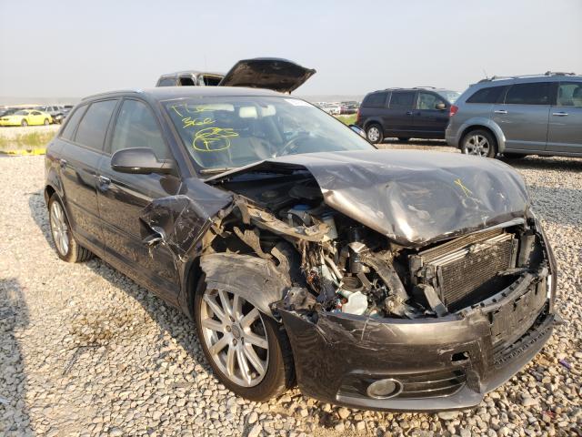 Salvage cars for sale at Magna, UT auction: 2011 Audi A3 Premium