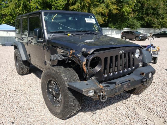 Salvage cars for sale from Copart Knightdale, NC: 2017 Jeep Wrangler U