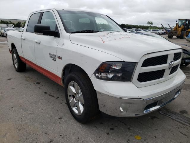 Salvage cars for sale from Copart Orlando, FL: 2019 Dodge RAM 1500 Class