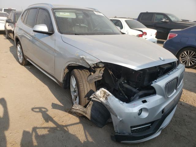 2015 BMW X1 XDRIVE2 WBAVL1C56FVY37029