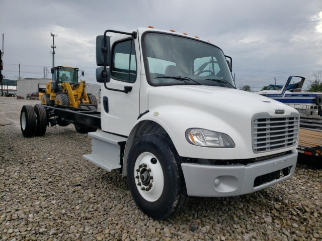 Salvage cars for sale from Copart Louisville, KY: 2019 Freightliner M2 106 MED