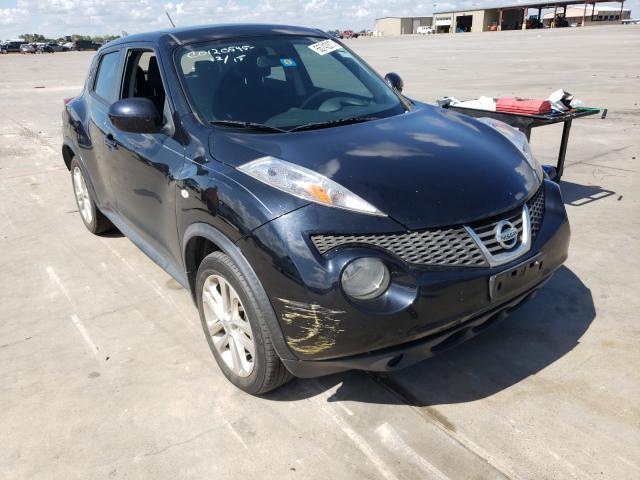 Vehiculos salvage en venta de Copart Wilmer, TX: 2013 Nissan Juke S