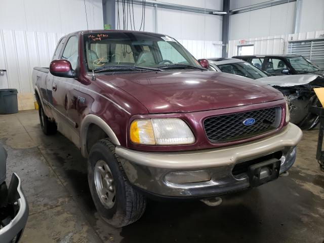 Vehiculos salvage en venta de Copart Ham Lake, MN: 1997 Ford F150