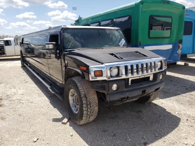 Salvage cars for sale from Copart Grand Prairie, TX: 2007 Hummer H2
