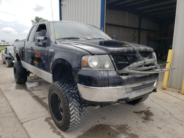 Salvage cars for sale from Copart Sikeston, MO: 2006 Ford F150