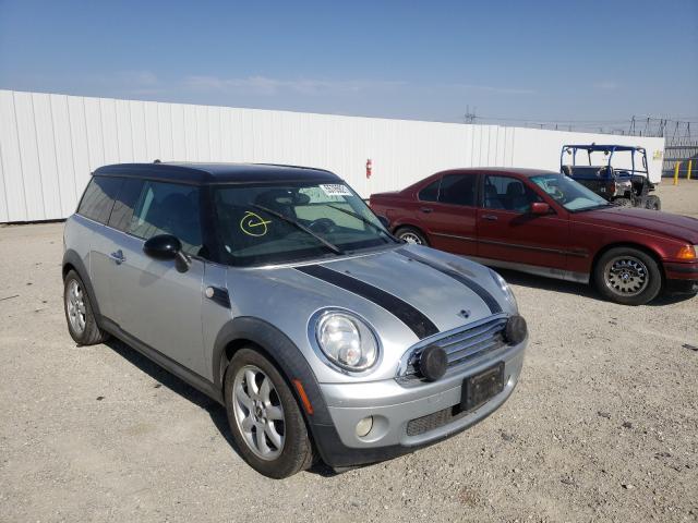 Mini salvage cars for sale: 2008 Mini Cooper CLU