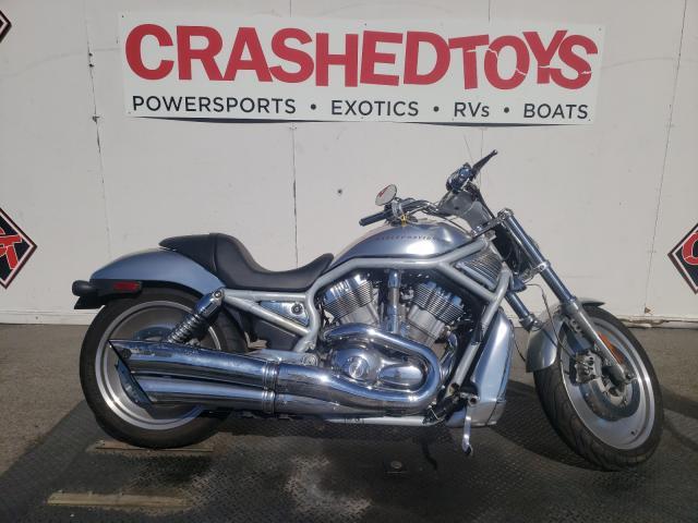 Vehiculos salvage en venta de Copart Van Nuys, CA: 2002 Harley-Davidson Vrsca