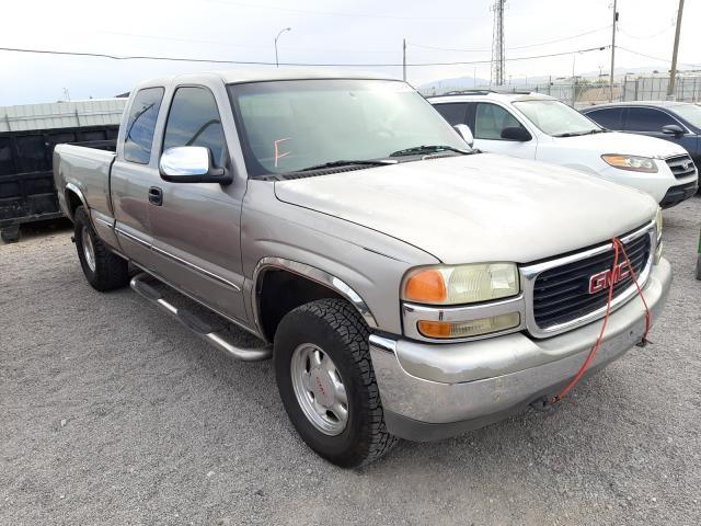 Vehiculos salvage en venta de Copart Las Vegas, NV: 2000 GMC New Sierra