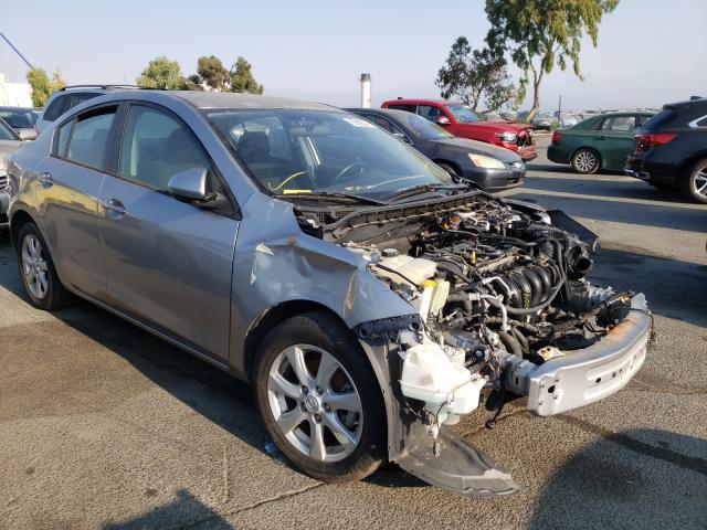 Mazda 3 I salvage cars for sale: 2011 Mazda 3 I