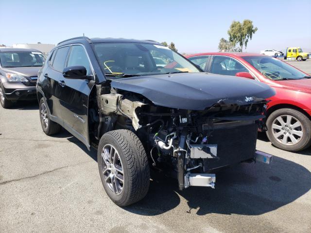 Vehiculos salvage en venta de Copart Martinez, CA: 2018 Jeep Compass LA