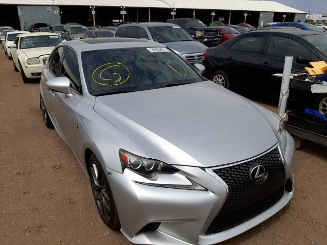 Salvage cars for sale from Copart Phoenix, AZ: 2014 Lexus IS 250