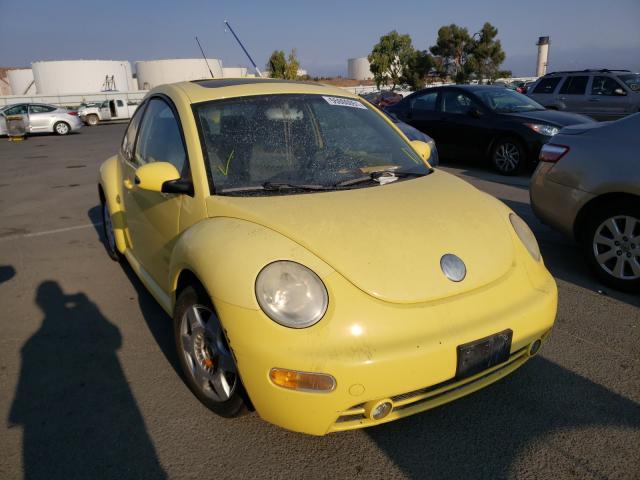 Vehiculos salvage en venta de Copart Martinez, CA: 2004 Volkswagen New Beetle
