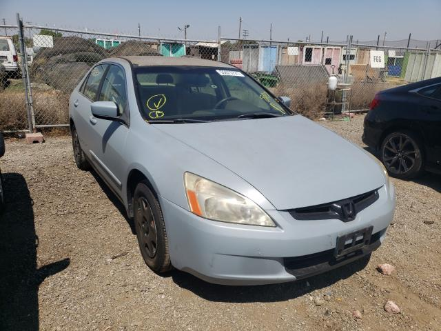 Salvage cars for sale from Copart San Martin, CA: 2005 Honda Accord LX