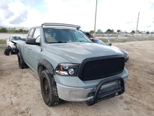 Salvage cars for sale from Copart West Palm Beach, FL: 2014 Dodge RAM 1500 SLT