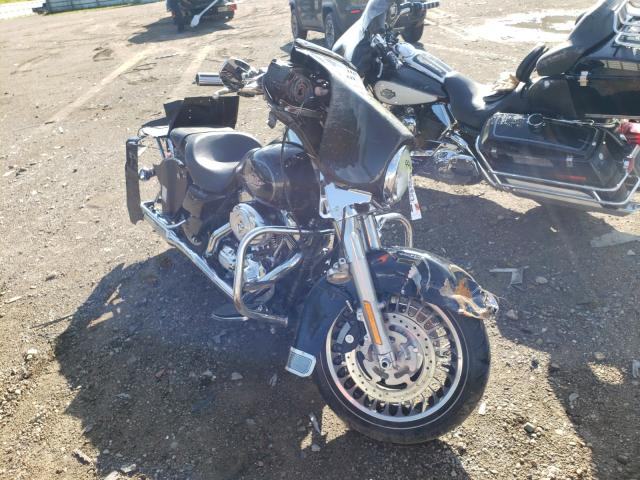 Salvage cars for sale from Copart Davison, MI: 2013 Harley-Davidson Flhtc Elec