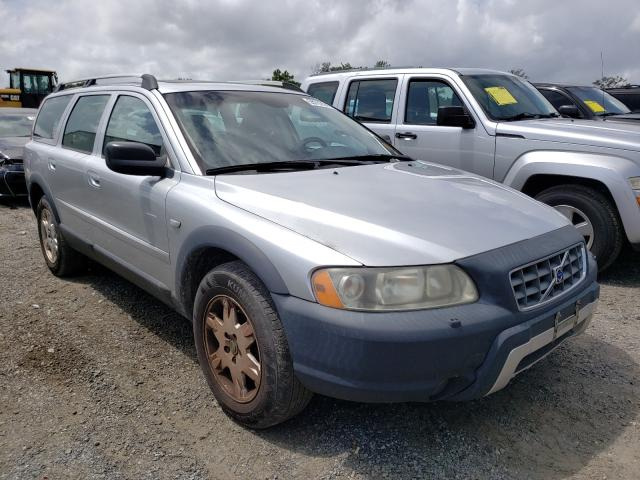 Salvage cars for sale from Copart Jacksonville, FL: 2005 Volvo XC70