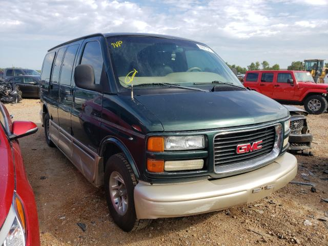 Salvage cars for sale from Copart Bridgeton, MO: 2002 GMC Savana RV
